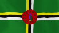 Loopable: Flag of Dominica video
