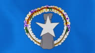 Loopable: Flag of Northern Mariana Islands video