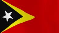 Loopable: Flag of Timor-Leste video