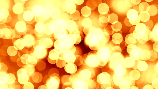 Loopable Golden Background video