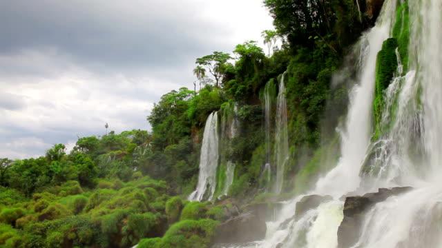 Loopable Iguazu Falls video