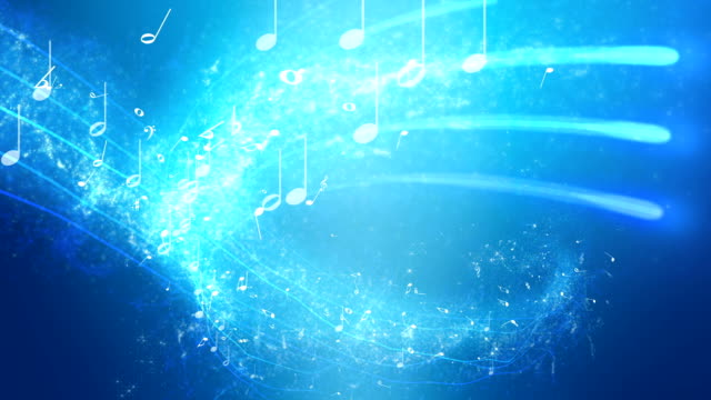 Loopable Music Background video