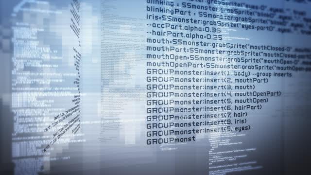 Loopable program code. 2 videos in 1 file. 360. video