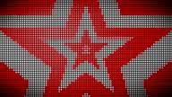 Loopable Star Light Wall Animation video