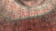 Loopable, Tunnel of USA Currency video