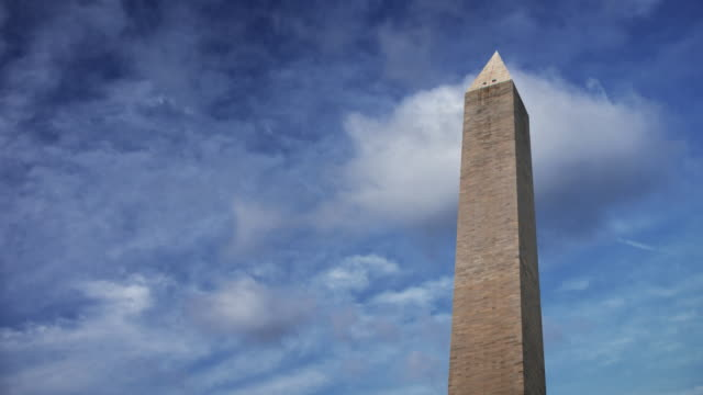 Loop-able Washington Monument video
