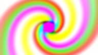 Looping Rainbow Spiral (HD) video