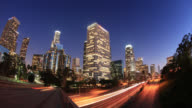 Los Angeles 4K timelapse video