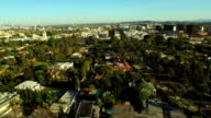 Los Angeles Aerial Beverly Hills video
