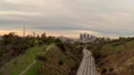 Los Angeles Aerial video