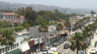 (HD1080i) Los Angeles: Beverly Hills Retail Street video
