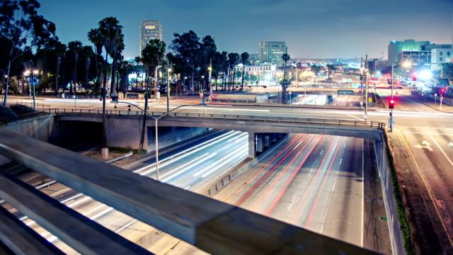 Los Angeles Hyper Lapse video