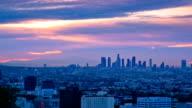 Los Angeles sunrise video