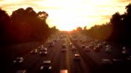 Los Angeles Sunset - HD Video video