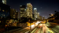 TIME LAPSE: Los Angeles Traffic video