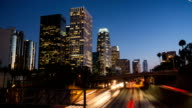 TIME LAPSE: Los Angeles video