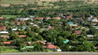 lose  - Aerial View - Orange Free State,  Lejweleputswa District Municipality,  Masilonyana,  South Africa video