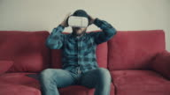 Losing grip with virtual reality reality: becoming a horse video