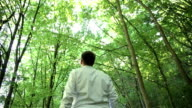 lost in the woods video