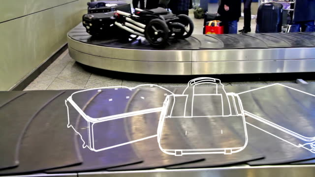 Lost luggage video