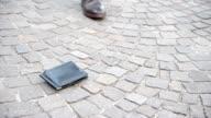 Lost wallet floor video