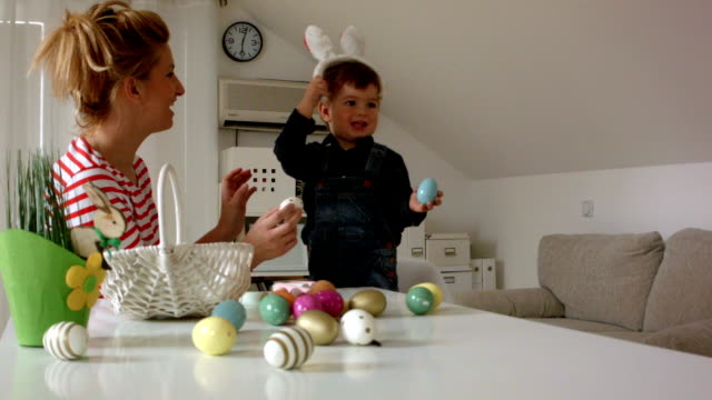 Lot of fun on Easter day video