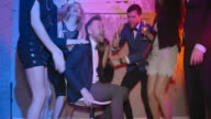 Loud Party video