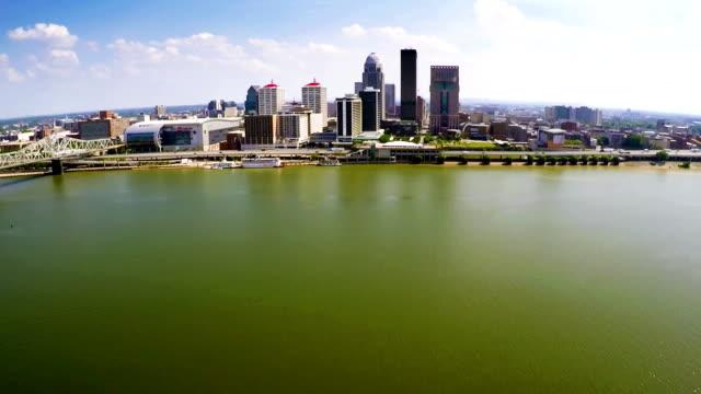 Louisville skyline video