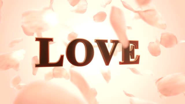Love and Rose Petals (Loopable) video