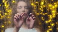 Love Letter on Steamed Window video