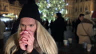 I love mulled wine during Christmas! video