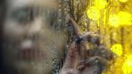 Love Written on Foggy Window video