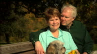 HD Lovely Old Couple video