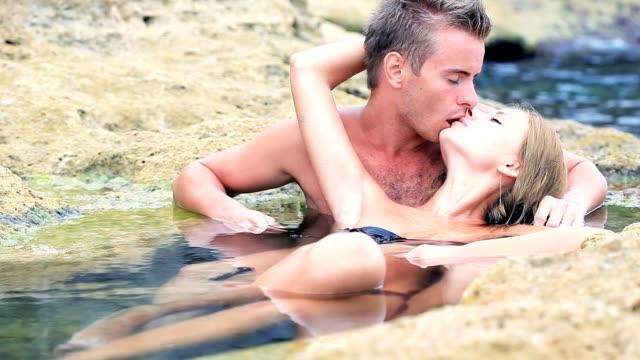 Loving couple video
