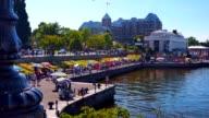Lower Causeway Tourists, Steamship Terminal video