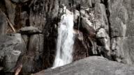 Lower Chilnualna Falls Yosemite California video