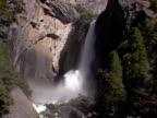 Lower Falls, Yosemite National Park video