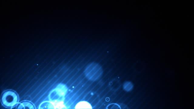 Lower Floating Rings - Blue (HD Loop) video