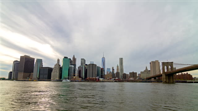 Lower Manhattan - Financial District video