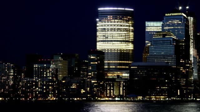 Lower Manhattan New York Usa video