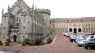 Lower Yard in Dublin Castle video