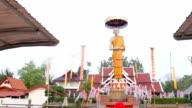 Luang Phor Kasem Kemagoh Statue, Lampang Province video