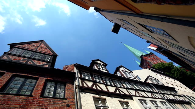 Luebeck - time lapse video