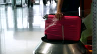 Luggage wrapping service video