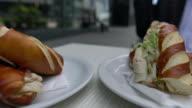 Lunch break video