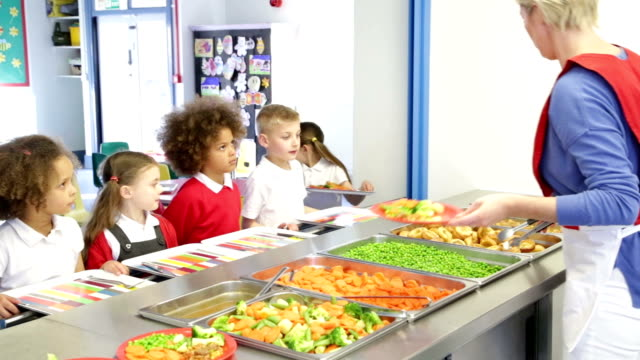 Lunch Time Children video