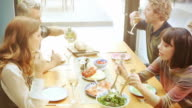 Lunch with friends video