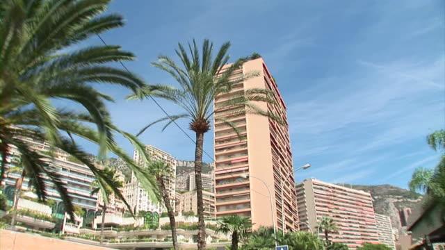 HD: Luxurious hotels in Monaco video