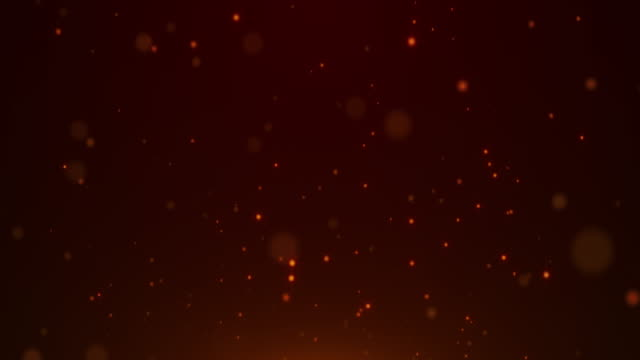 Luxury Beautiful Abstract Particles Background video