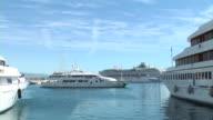 HD: Luxury Boat In Monaco video